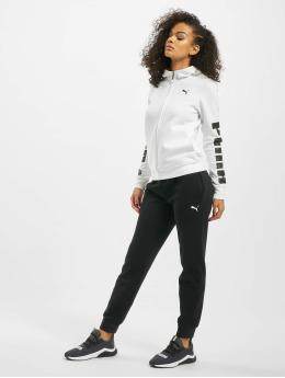 Puma Performance Joggingsæt Rebel hvid