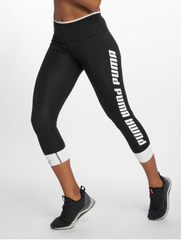 Puma Performance Legging Modern Sports Foldup schwarz