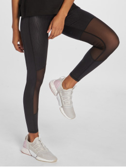 Puma Performance Legging On Graphic zwart