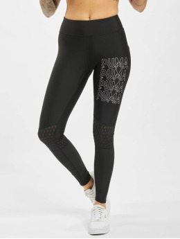 Puma Performance Legging Shift Mesh zwart
