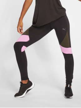 Puma Performance Leggings/Treggings Ignite Long  czarny