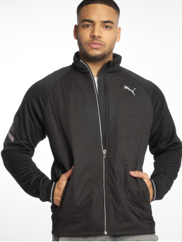 Puma Performance Lightweight Jacket Paddad black