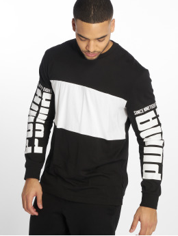 Puma Performance Longsleeves Rebel Up čern