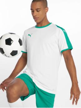 Puma Performance Maillot de Football LIGA Jersey blanc