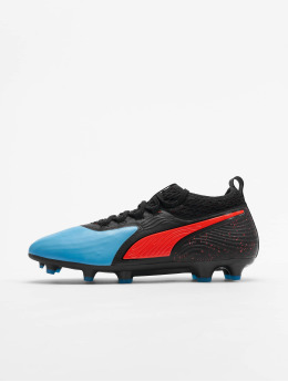 Puma Performance Outdoorschuhe One 19.2 Syn FG/AG niebieski