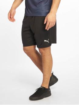 Puma Performance Pantalones cortos de fútbol Perfomance negro