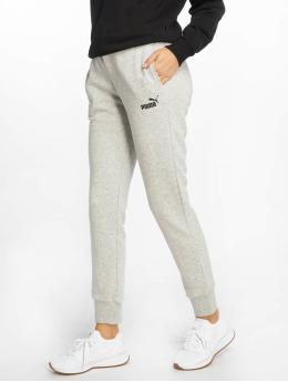 Puma Performance Pantalones sudadera ESS gris