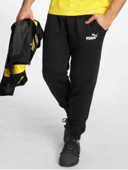 Puma Performance Pantalones sudadera ESS Logo negro