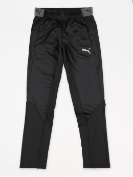 Puma Performance Pantalons de jogging Junior  noir