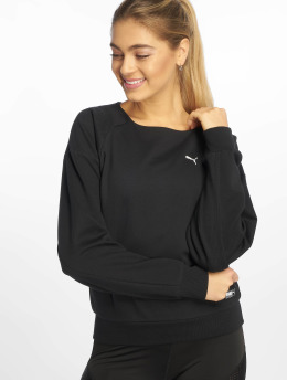 Puma Performance Pullover Fusion schwarz