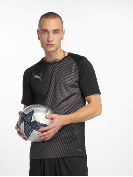 Puma Performance Shirts desportes Performance Graphic Core negro