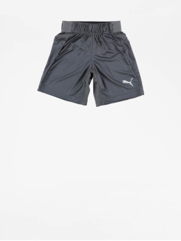 Puma Performance Short de sport Junior  gris