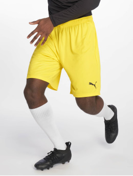 Puma Performance Shorts Football Liga Core jaune