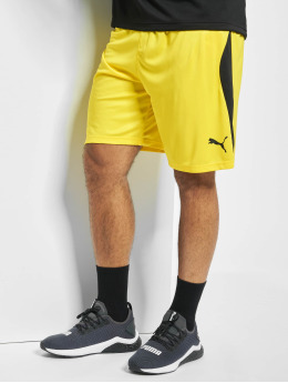 Puma Performance Shorts Liga gelb
