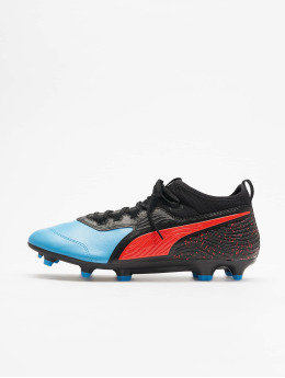 Puma Performance Sneaker One 19.3 Syn FG/AG blau