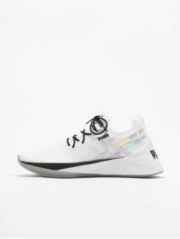 Puma Performance Sneakers Jaab Xt Iridescent Tz bialy
