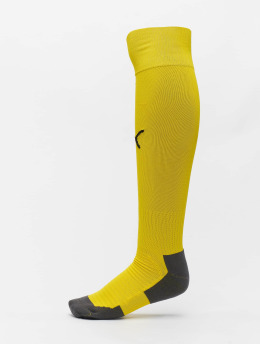 Puma Performance Soccer Equipment Team Liga Core yellow