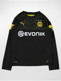 Puma Performance Soccer Jerseys BVB Jr Away Replica black