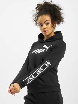Puma Performance Sport Hoodies Amplified  èierna