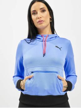 Puma Performance Sport Hoodies Shift  niebieski