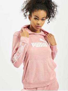 Puma Performance Sport Hoodies Amplified rosa