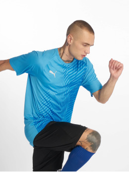 Puma Performance Sport Shirts Ftblnxt Graphic Core blå