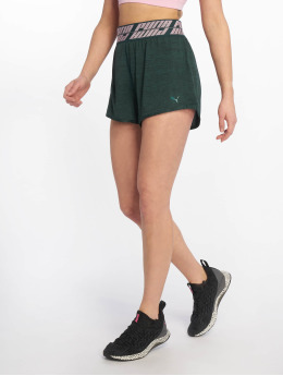 Puma Performance Sport Shorts Own It 3` groen