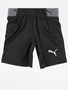 Puma Performance Sport Shorts Junior  schwarz