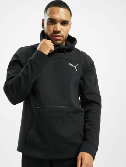 Puma Performance Sports Hoodies Evostripe Sport black