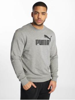 Puma Performance Sportshirts ESS Logo šedá