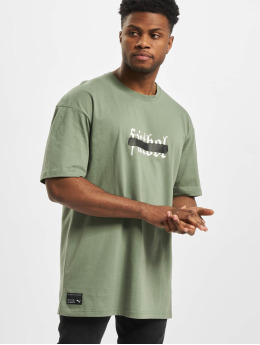Puma Performance Sportshirts Performance ftblNXT Casuals oliwkowy