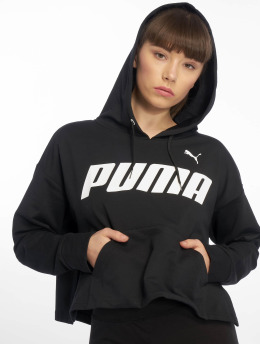 Puma Performance Sudaderas con capucha desportes Modern  negro