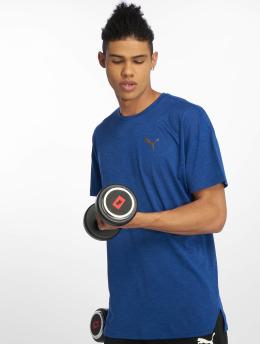 Puma Performance t-shirt Energy blauw