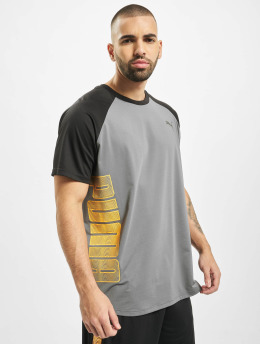 Puma Performance T-Shirt Collective Loud  grau
