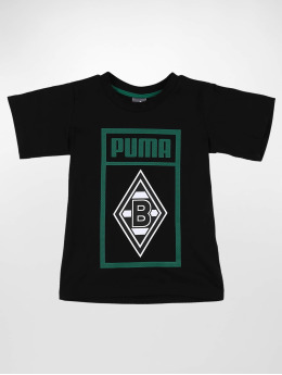 Puma Performance T-shirt BMG Shoe Tag Jr svart