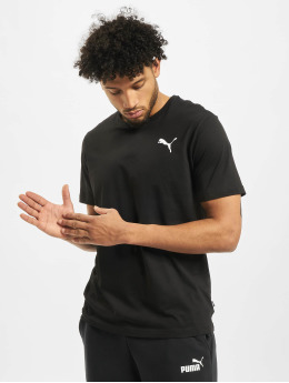 Puma Performance T-shirt Essentials Small Logo svart