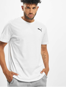 Puma Performance T-Shirt Performance ESS Small Logo Tee weiß