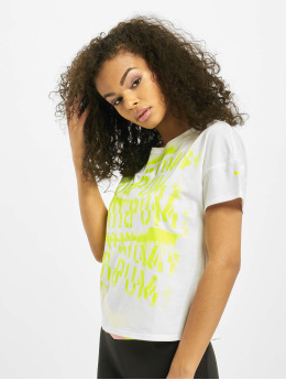 Puma Performance T-Shirt Hit Feel It white
