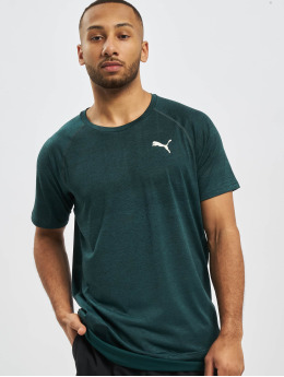 Puma Performance T-shirts Energy Tech grøn