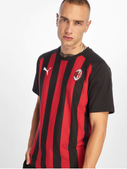 Puma Performance T-Shirty AC Milan Match Fan czerwony