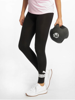 Puma Performance Tights ESS Logo czarny