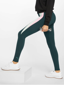 Puma Performance Tights Own It Full zielony