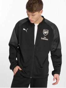 Puma Performance Training Jackets Arsenal FC Stadium black