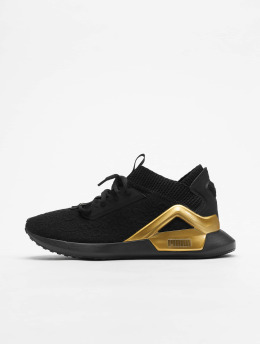 Puma Performance Trainingsschuhe Rogue Metallic schwarz