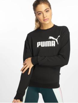 Puma Performance trui ESS Logo zwart