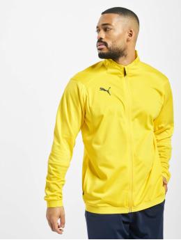 Puma Performance Liga Training Jacket  Cyber Yellow/Puma Black