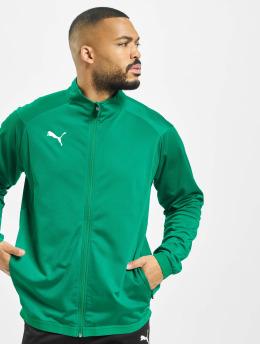 Puma Performance Liga Training Jacket Pepper Green/Puma White