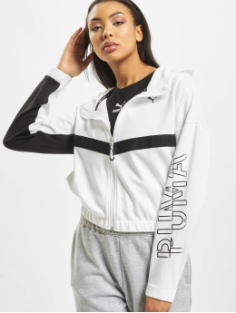 Puma Performance Vestes de Sport Hit Feel It  blanc