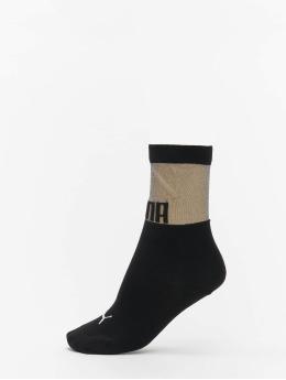 Puma Ponožky Selina Gomez Transparancy Top čern