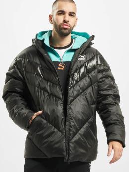 Puma Puffer Jacket MCS Shiny schwarz